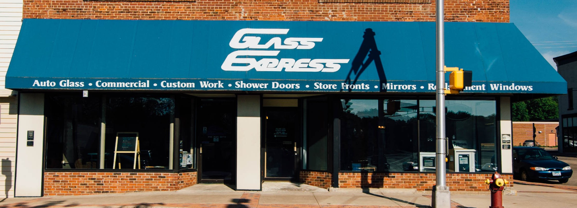 Glass Express Inc.